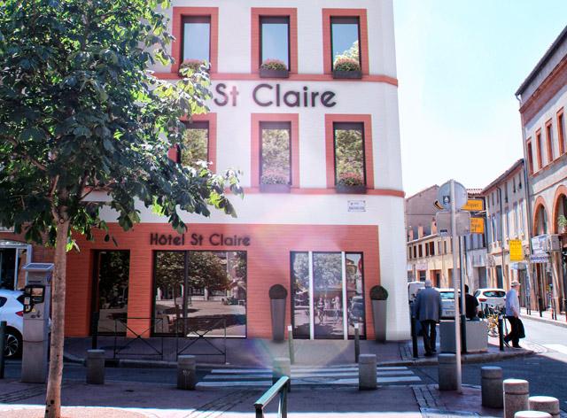 Hôtel St Claire