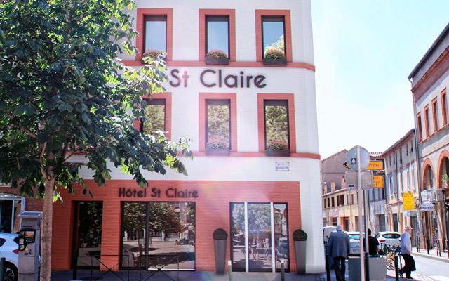 Hôtel Saint Claire